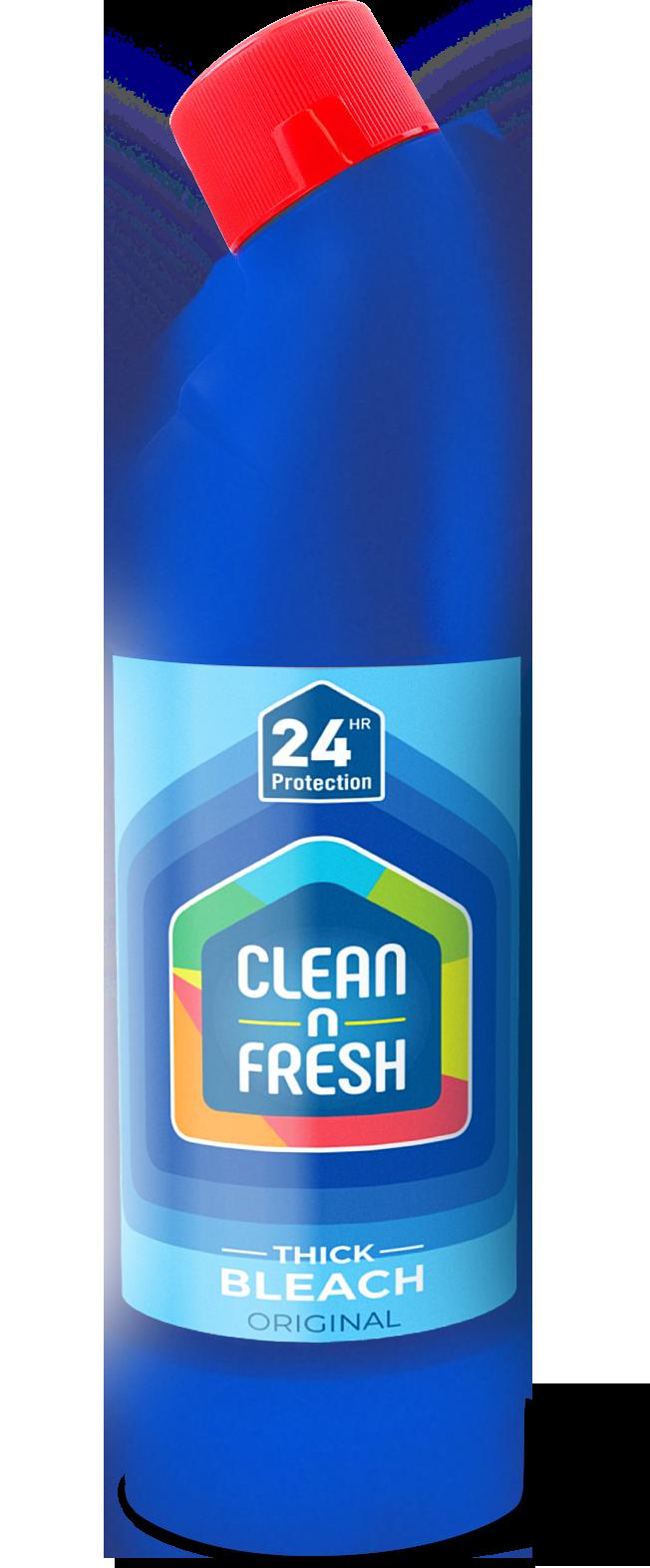 Clean n Fresh Original Thick Bleach