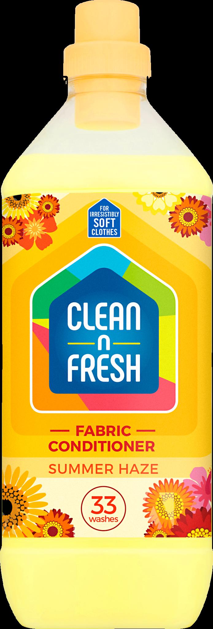 Clean n Fresh Summer Haze Fabric Conditioner